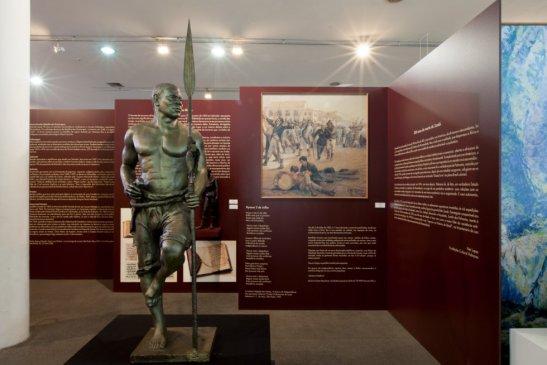 Acervo Museu Afro Brasil - HENRIQUE LUZ