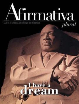 Cover of Afirmativa of MLK statue