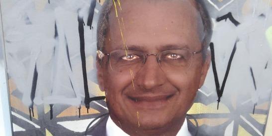 Governador de São Paulo, Geraldo Alckmin (PSDB), foi um dos representados (Foto - Runan Braz)