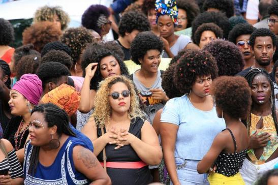 Salvador, Bahia - Marcha do Empoderamento Crespo (2017)