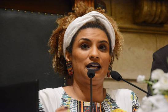 """AI pide investigación """"inmediata y rigurosa"""" por crimen de concejala en Río"""