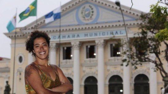 Feminista e negra, Talíria Petrone é a vereadora mais votada de Niterói