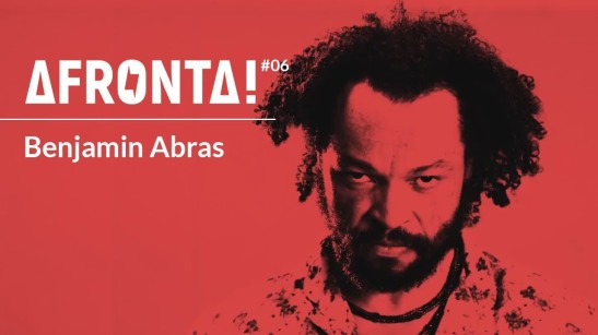 Actor, poet, dancer, singer Benjamin Abras