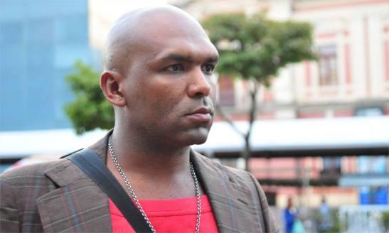 3.1 - Camilo Gan, de 38, músico e ativista cultural