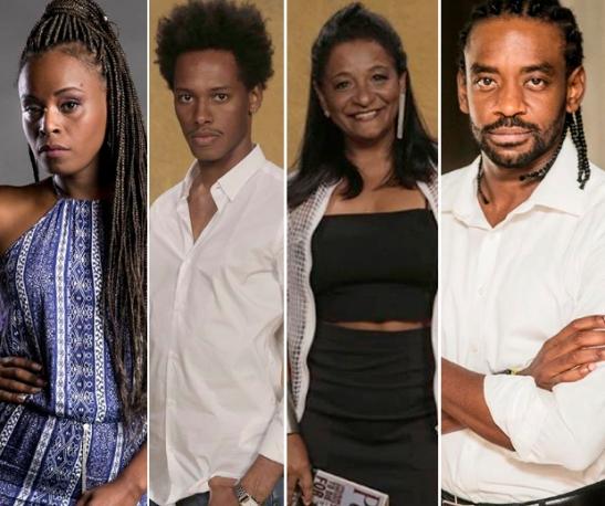 Roberta Rodrigues, Danilo Oliveira, Claudia Di Melo e Fabrício Boliveira estão no elenco de Segundo Sol