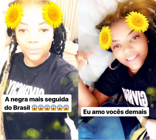 messages - Ludmilla