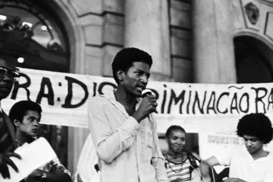 Jesus Carlos-Imagem Global-Cartografia Direitos Humanos - MNU - July 7, 1978 Teatro